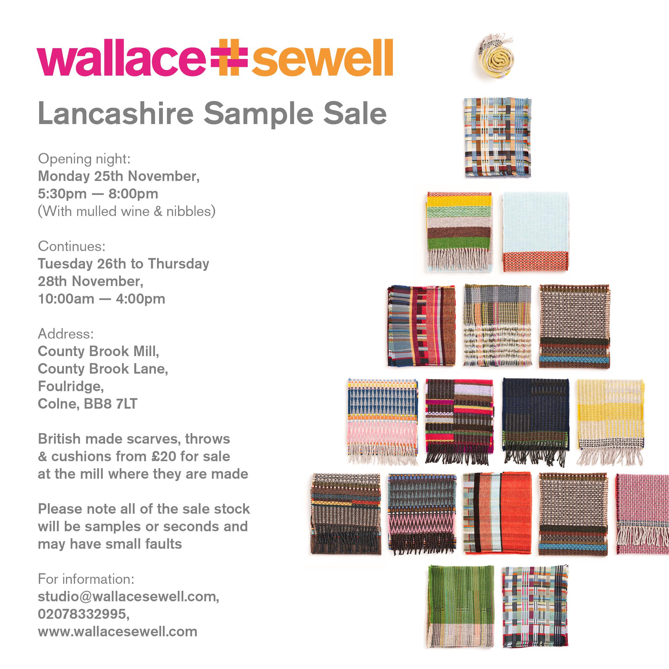 Christmas sale - Lancashire