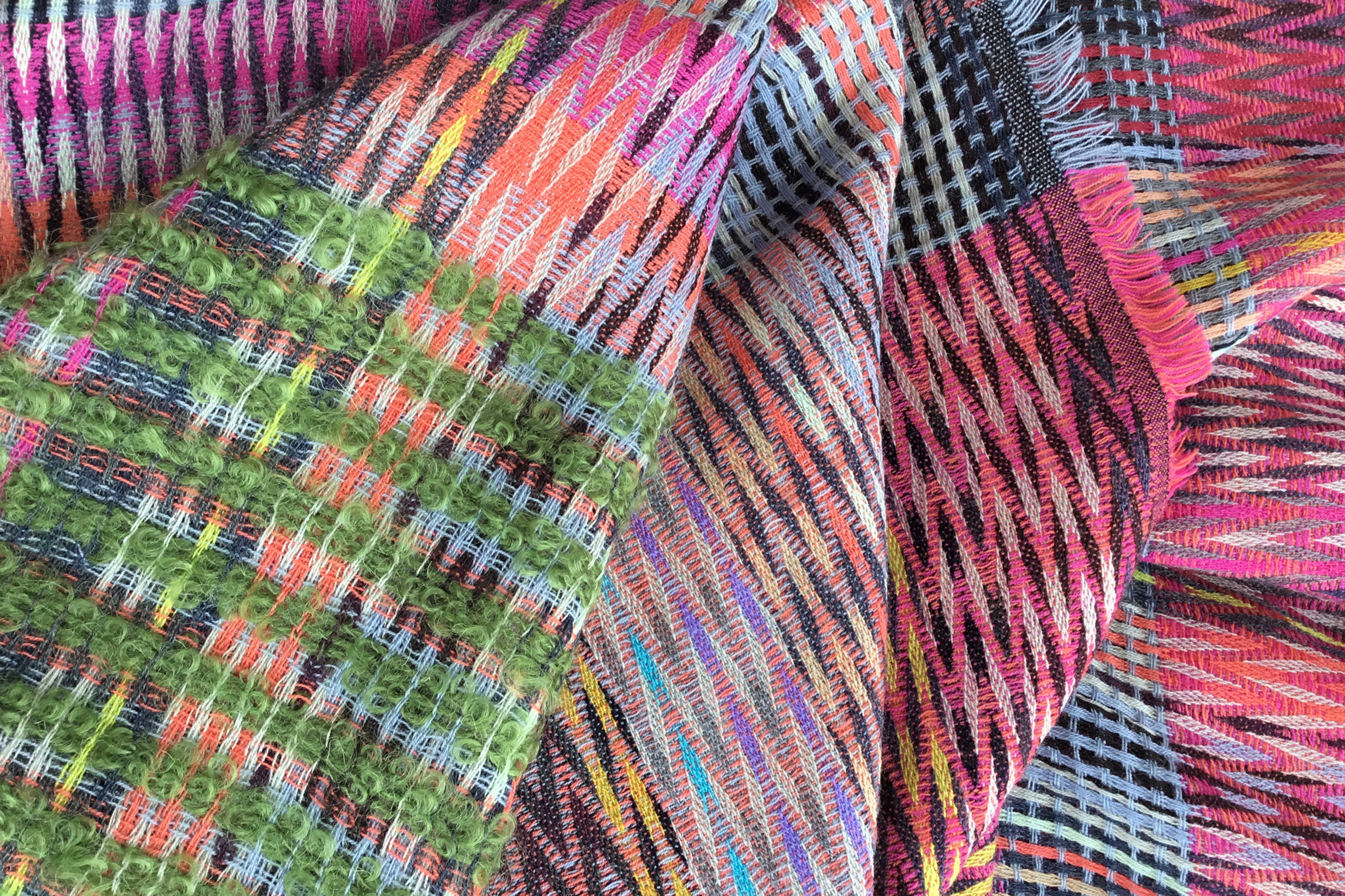Wool Chevron Wraps